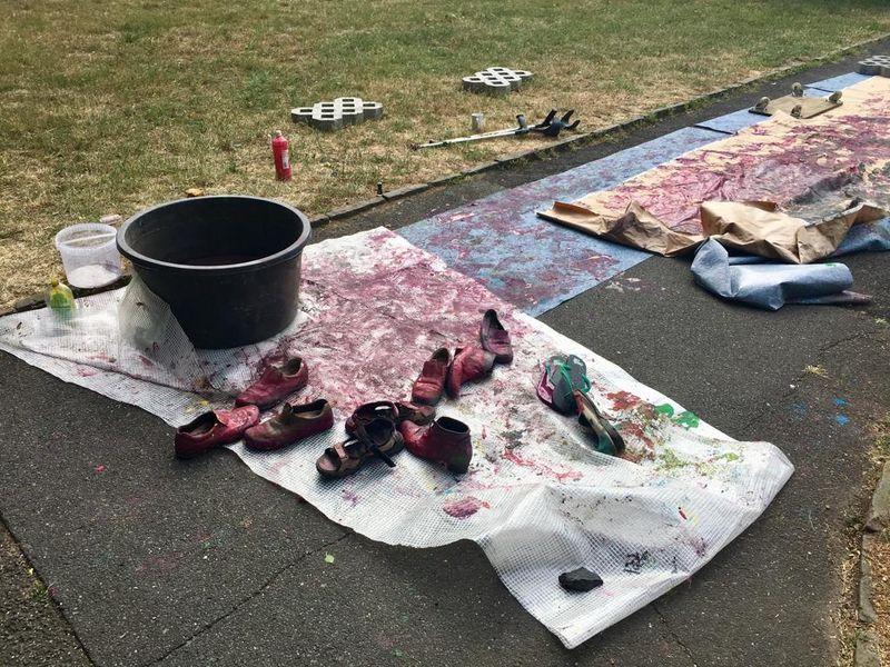 Kunst für und mit Kindern
