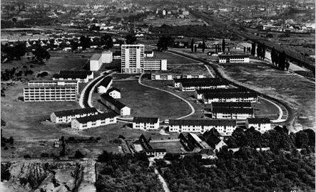 HiCoG-Siedlung Tannenbusch 1951