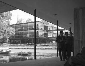 Deutscher Pavillon, Expo Brüssel 1958
