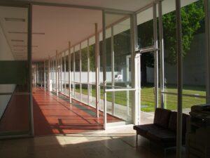 Akademie der Bildenden Künste Nürnberg, Innenaufnahme